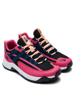 MR PINK WOMENS FOOTWEAR THE NORTH FACE SNEAKERS - NF0A3V1KEV8