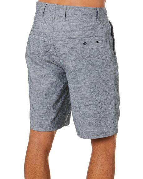 DARK SMOKE GREY MENS CLOTHING HURLEY SHORTS - MWS0006560079