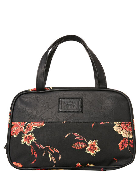BLACK WOMENS ACCESSORIES RUSTY BAGS - TRL0241BLK