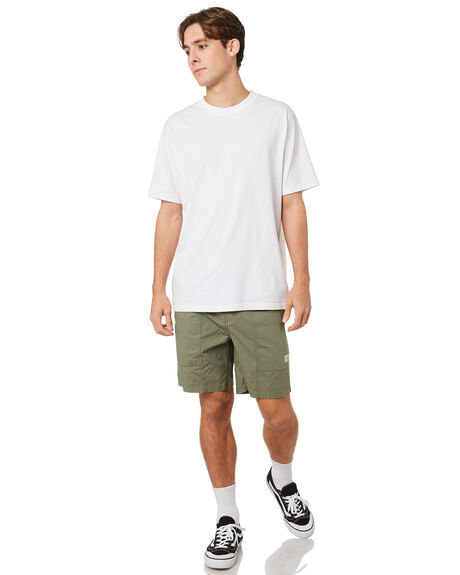 MILITARY MENS CLOTHING STAY SHORTS - SSW-21103MIL