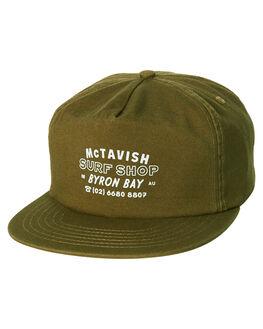 BRUSHWOOD MENS ACCESSORIES MCTAVISH HEADWEAR - MW-18HW-03BRU