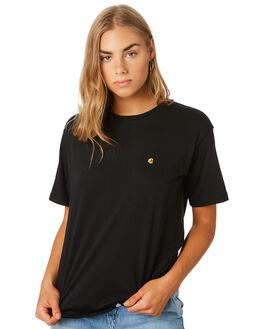 BLACK GOLD WOMENS CLOTHING CARHARTT TEES - I0264818990