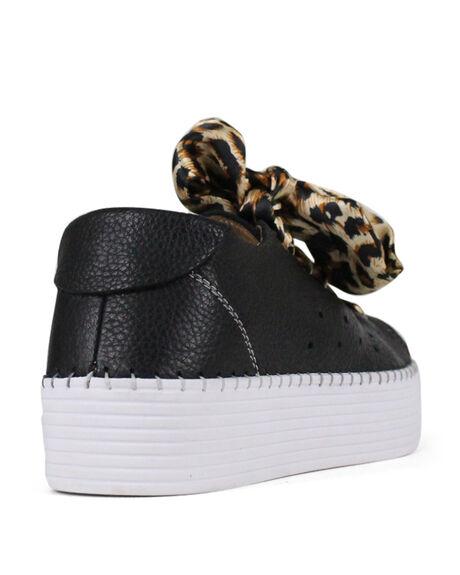 BLACK WOMENS FOOTWEAR BUENO SNEAKERS - BULEMONTBLK