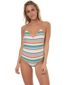 SANTA FE WOMENS SWIMWEAR BOND EYE ONE PIECES - BW61017MVSNTF