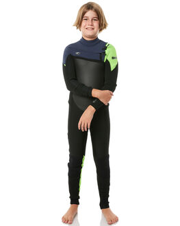 BLACK SLATE DAY GLOW SURF WETSUITS O'NEILL STEAMERS - 4775OASF7