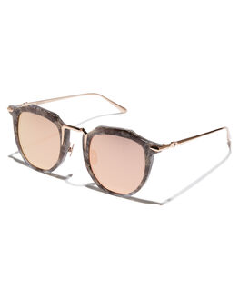 GREY MARBLE ROSE WOMENS ACCESSORIES VALLEY SUNGLASSES - S0373MARB