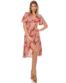 MULTI WOMENS CLOTHING SOMEDAYS LOVIN DRESSES - SL1703455MULTI