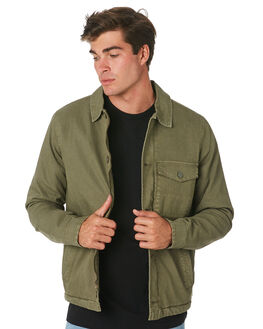 LIGHT MILITARY MENS CLOTHING BILLABONG JACKETS - 9596911ALTMLT