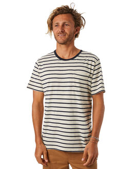 WHITE MENS CLOTHING AFENDS TEES - M183019WHT