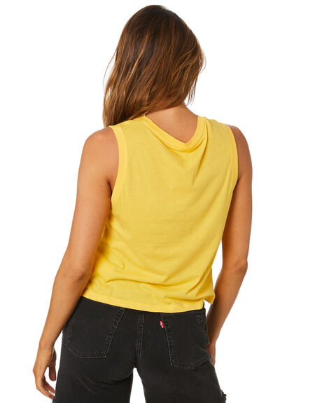SOLAR FLARE WOMENS CLOTHING HURLEY SINGLETS - CZ2399795