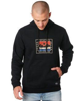 BLACK MENS CLOTHING DEPACTUS JUMPERS - D5194444NAVY