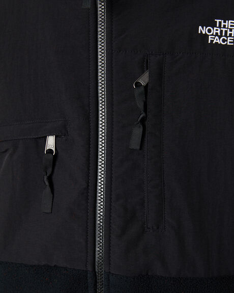 TNF BLACK MENS CLOTHING THE NORTH FACE JACKETS - NF0A3XCDJK3