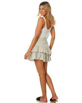 SAGE WOMENS CLOTHING MINKPINK SKIRTS - MP1908434SGE