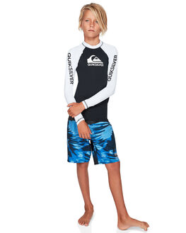 BLACK BOARDSPORTS SURF QUIKSILVER BOYS - EQBWR03078-KVJ0