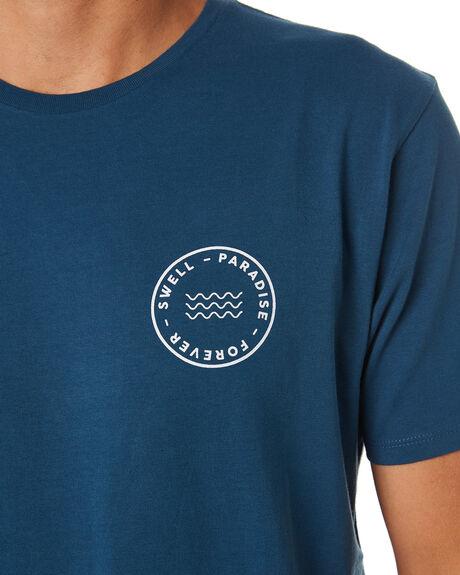 BLUE BOTTLE MENS CLOTHING SWELL TEES - S5202004BLBOT