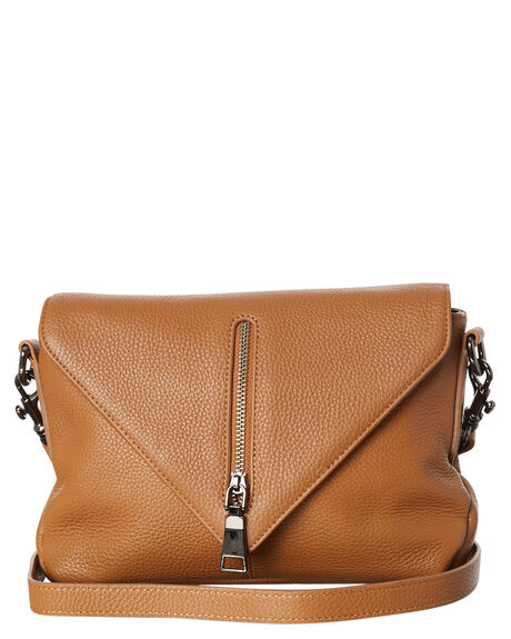 TAN WOMENS ACCESSORIES STATUS ANXIETY BAGS + BACKPACKS - SA7582TAN