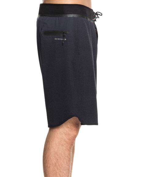 BLUE NIGHT MENS CLOTHING QUIKSILVER BOARDSHORTS - EQYBS04034BST6