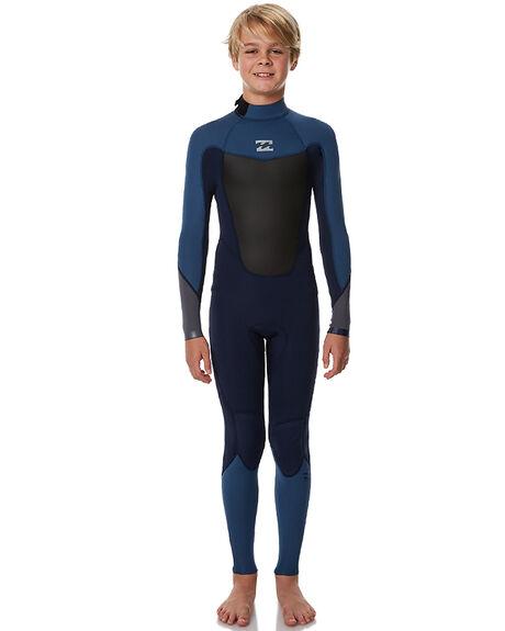 CASCADE BLUE SURF WETSUITS BILLABONG STEAMERS - 8773700CASBL