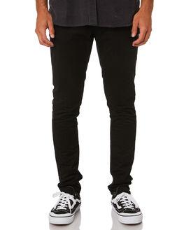 BLACK MENS CLOTHING VOLCOM PANTS - A1112003BLK