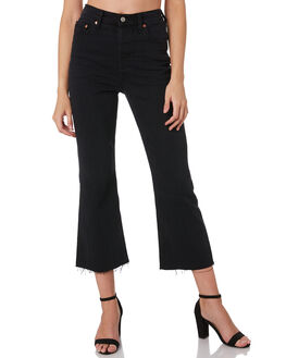 ON THE ROCKS WOMENS CLOTHING LEVI'S JEANS - 77876-0000ROCKS