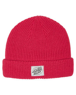 PUNCH WOMENS ACCESSORIES SANTA CRUZ HEADWEAR - SC-WCB0141PNH