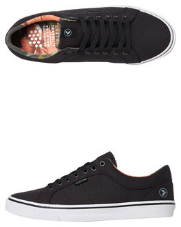 BLACK PALMS MENS FOOTWEAR KUSTOM SNEAKERS - 4984125BPLMS