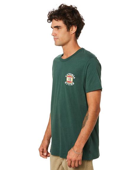 TRADE GREEN MENS CLOTHING ROLLAS TEES - 16201529