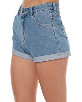 SEATTLE STONE WOMENS CLOTHING WRANGLER SHORTS - W-950873-DH4SEA
