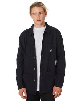 NAVY MENS CLOTHING SANTA CRUZ JACKETS - SC-MSB9217NVY