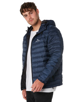NAVY MENS CLOTHING RIP CURL JACKETS - CJKEP10049