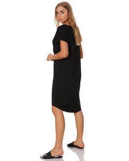 BLACK WOMENS CLOTHING BETTY BASICS DRESSES - BB510SP19BLK