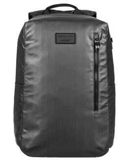 CHARCOAL GRAY MENS ACCESSORIES QUIKSILVER BAGS + BACKPACKS - EQYBP03507-KNY0