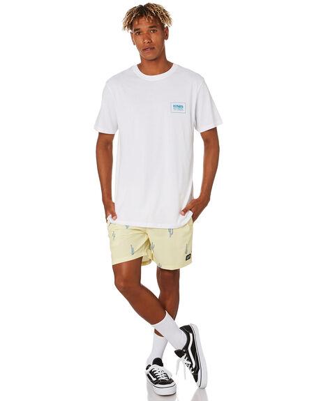YELLOW MENS CLOTHING RIP CURL BOARDSHORTS - CBOVO10010