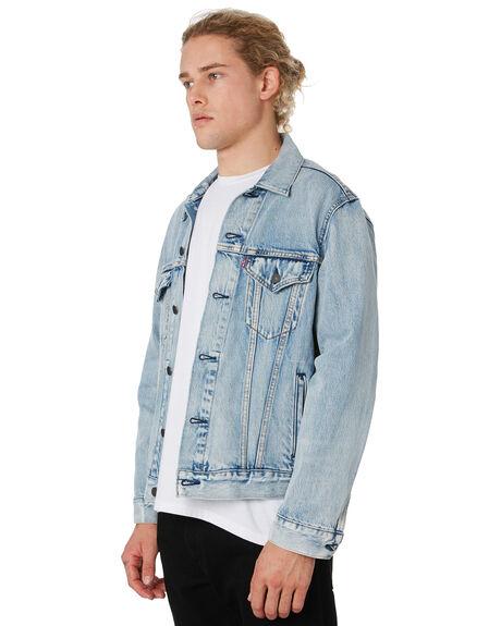 V SUPER LITE MENS CLOTHING LEVI'S JACKETS - 77380-0005VSLIT