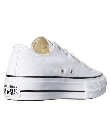 WHITE WOMENS FOOTWEAR CONVERSE SNEAKERS - 560251WHITE
