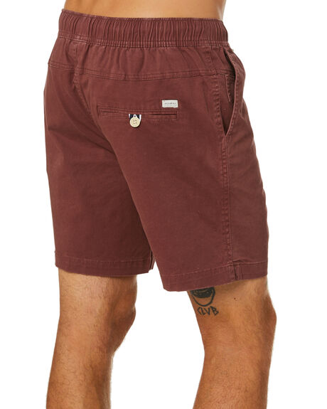 BERRY MENS CLOTHING ACADEMY BRAND SHORTS - BA602BERRY