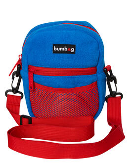 MULTI MENS ACCESSORIES THE BUMBAG CO BAGS + BACKPACKS - C0016MUL