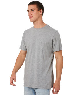 GREY MARLE MENS CLOTHING SWELL TEES - S5164002GRYM