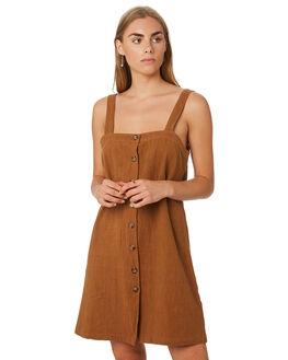 BRONZE WOMENS CLOTHING THRILLS DRESSES - WTR9-904CBRZ