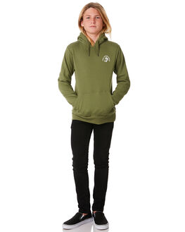 MILITARY KIDS BOYS SWELL JUMPERS - S3184446MILIT