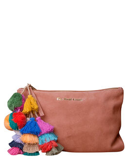 TERRACOTTA WOMENS ACCESSORIES THE WOLF GANG BAGS + BACKPACKS - TWGBC001TER