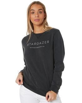 MIDNIGHT NAVY WOMENS CLOTHING ELWOOD JUMPERS - W922131LU