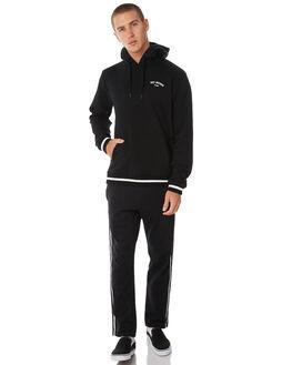 BLACK MENS CLOTHING NO NEWS JUMPERS - N5183441BLACK