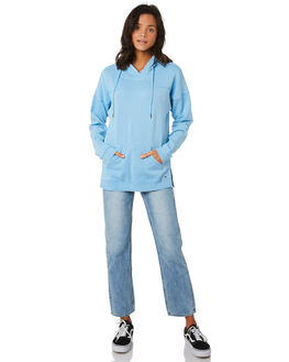 AWASH BLUE WOMENS CLOTHING O'NEILL JUMPERS - 5321503AWB