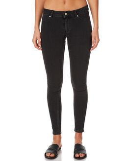 OLD GREY WOMENS CLOTHING CHEAP MONDAY JEANS - 0444531OGY