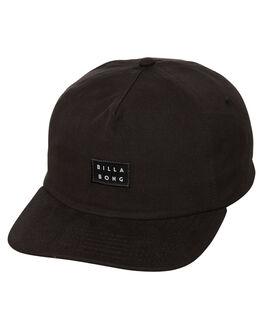 BLACK KIDS BOYS BILLABONG HEADWEAR - 8685309ABLK