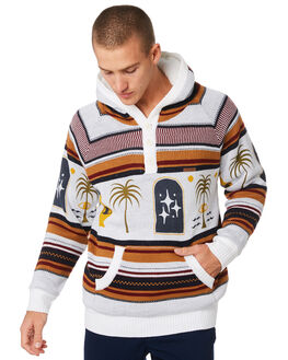 SAND MENS CLOTHING THE CRITICAL SLIDE SOCIETY KNITS + CARDIGANS - KT1835SAND