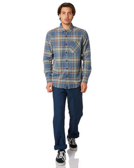 INDIGO MENS CLOTHING VOLCOM SHIRTS - A0511905IND