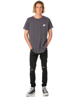 BLACK RIP MENS CLOTHING ROLLAS JEANS - 153541891
