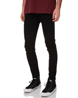 BLACK MIRROR MENS CLOTHING A.BRAND JEANS - 808341324